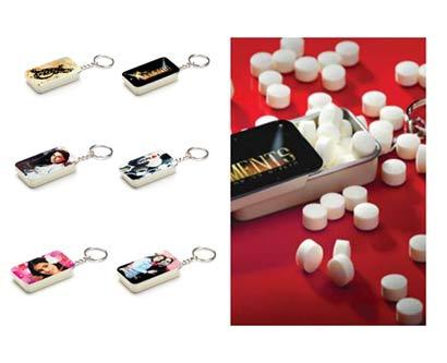מחזיק מפתחות קופסת סוכריות
