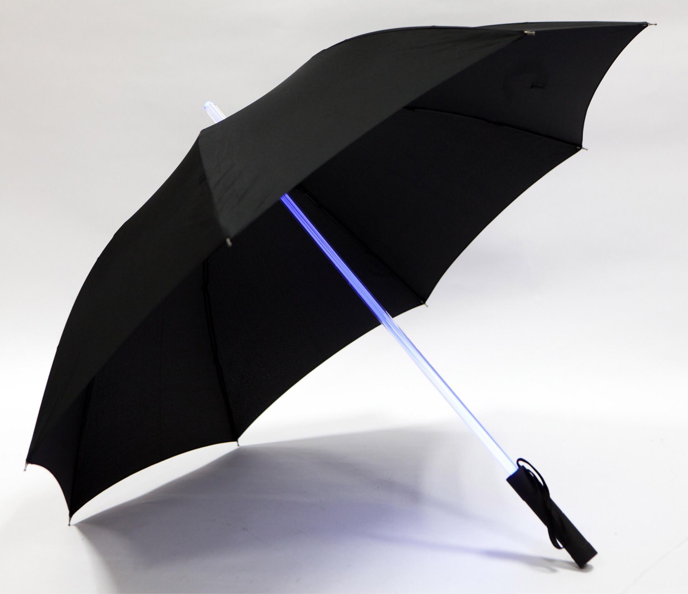 מטריה  23 אינץ' עם תאורה