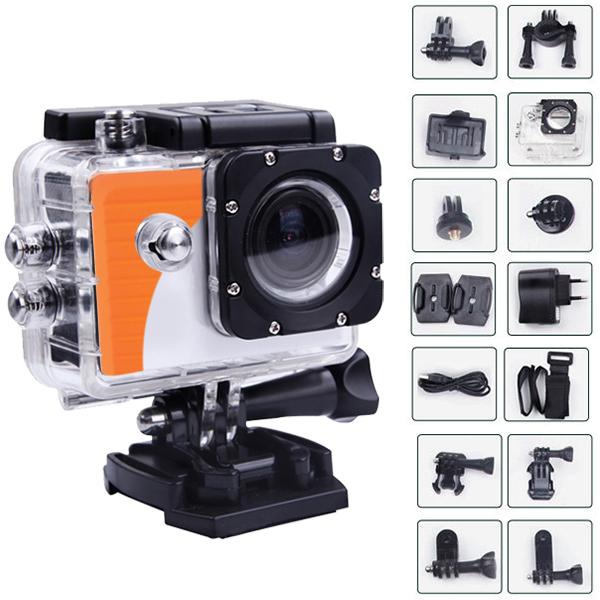 מצלמת וידאו אקסטרים