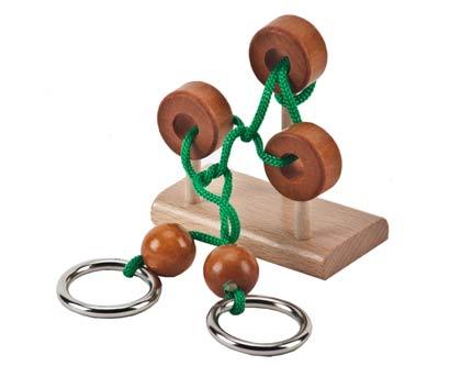 משחק עץ לולאות