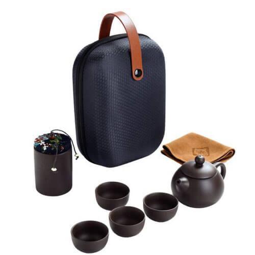 סט תה סיני 4 כוסות
