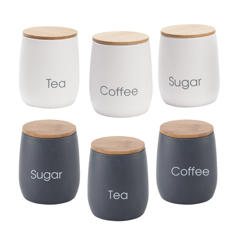 סט קפה סוכר תה פו