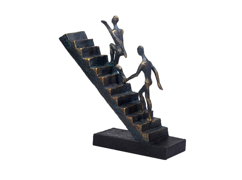 פסל מעוצב הדרך לאושר