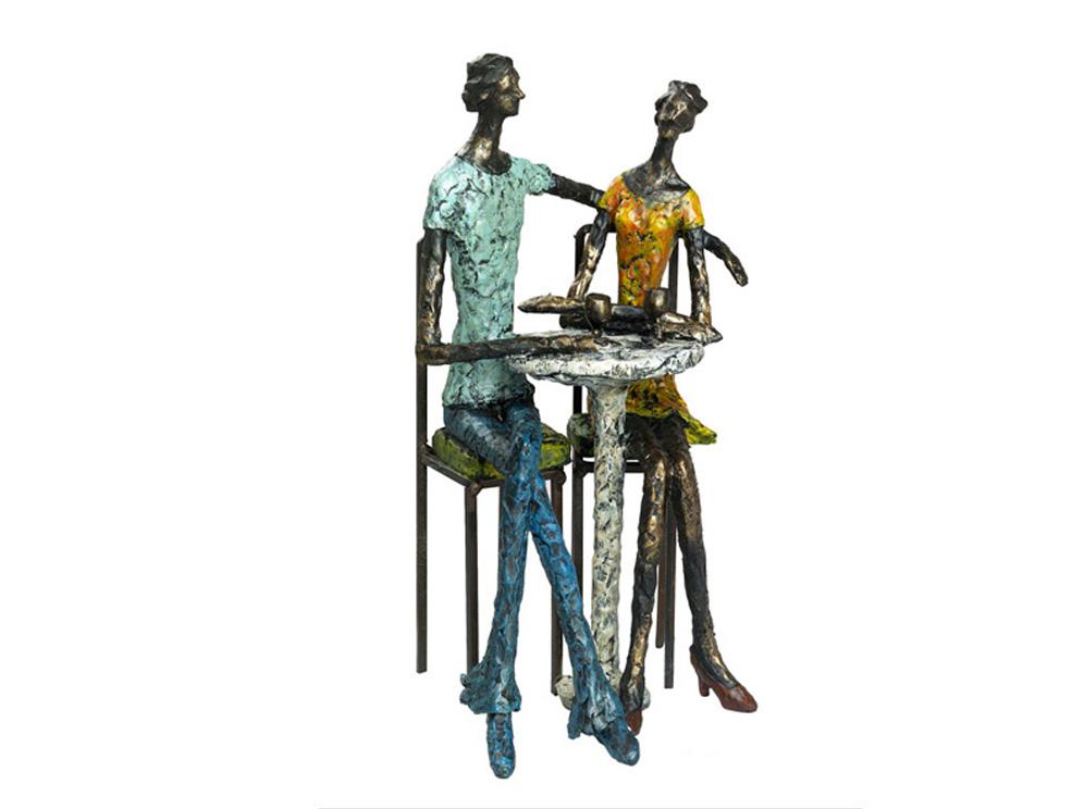 פסל מעוצב קופי שופ