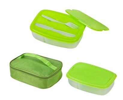 צידנית אישית בשילוב קופסת אוכל