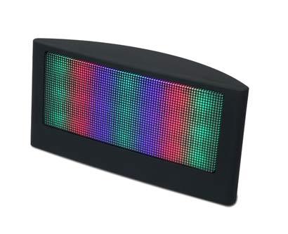 רמקול Bluetooth עם תאורה ריינבואו