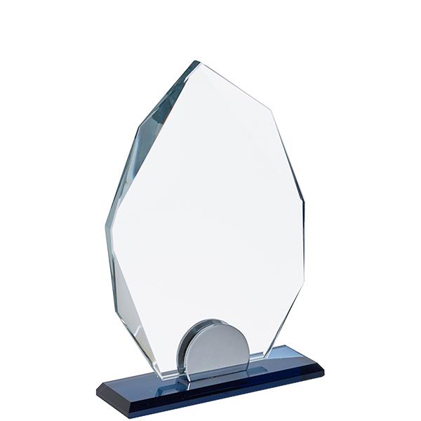 מגן הוקרה זכוכית