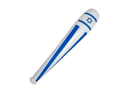 אלת בייסבול דגל ישראל