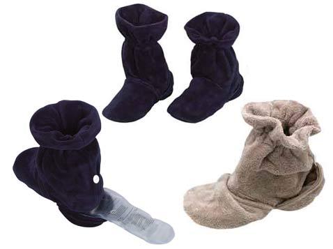 נעלי בית לחימום במיקרוגל
