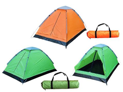 אוהל זוגי לשטח