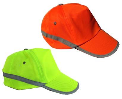 כובע ביטחון זוהר