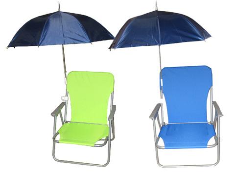 כסא מתקפל ושמשיה