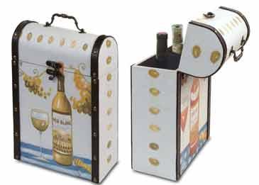 מארז יין זוגי סזאן