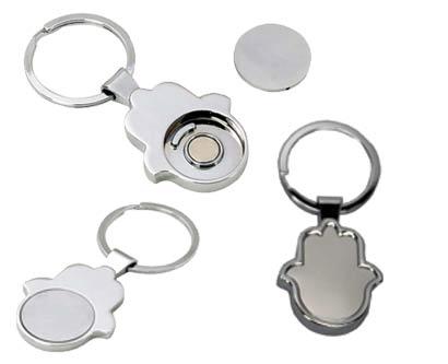 מחזיק מפתחות חמסה פותח עגלות