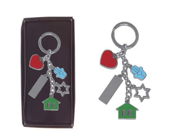 מחזיק מפתחות  נדלן