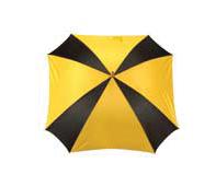מטריה  מרובעת 27 אינץ מגיע בצבעים חלקים  שחור כחול