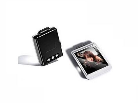 מציג תמונות דיגיטלי מחזיק מפתחות