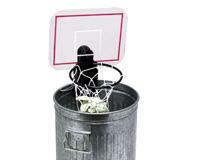 משחק כדורסל אלקטרוני מריע