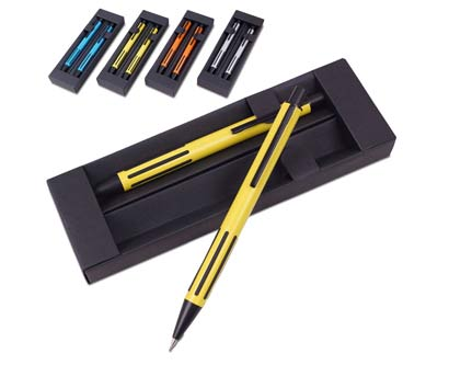 סט עטים מתכת טייגר
