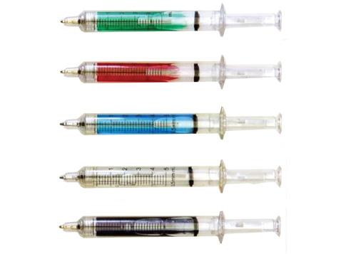 עט כדורי מזרק