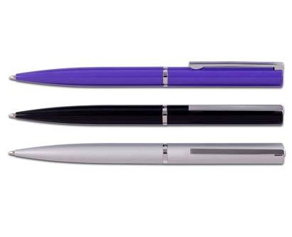 עט מתכת כדורי מודה