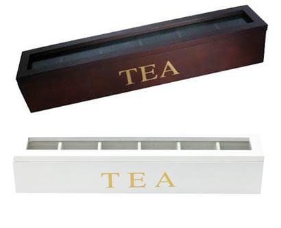 קופסא לשקיות תה