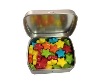 קופסת סוכריות מפח