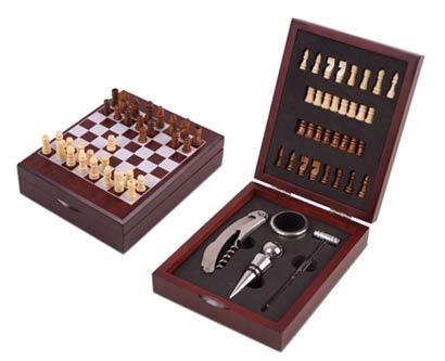 שחמט אביזרי יין