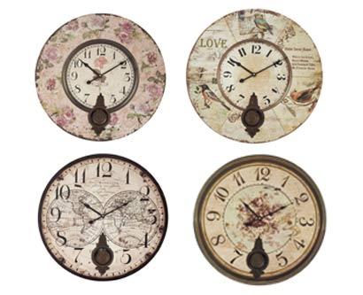 שעון קיר מטוטלת