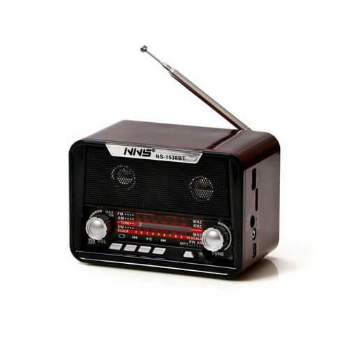 רמקול רדיו בלוטוס