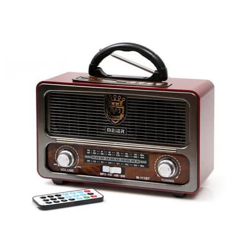 רמקול רדיו רטרו