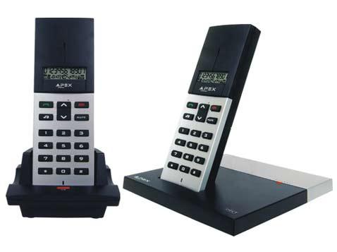 טלפון אלחוטי דיגיטלי זוגי