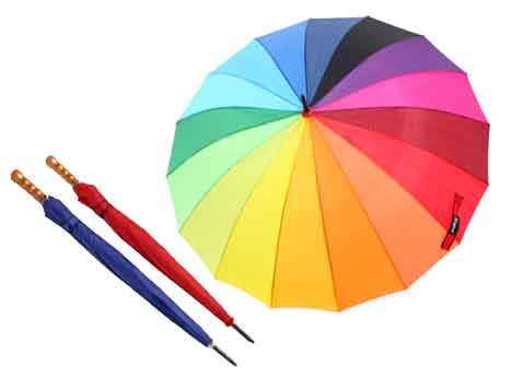 מטריה 16 צלעות