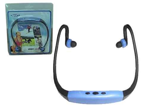 נגן MP3 אוזניות ספורט