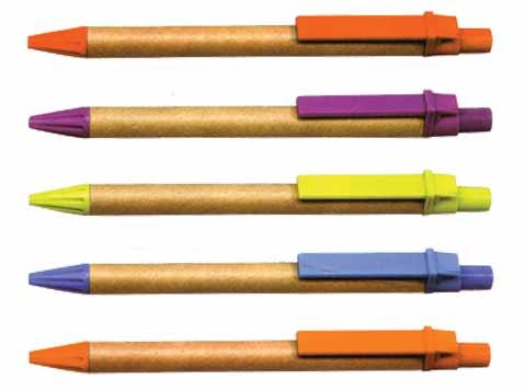 עט כדורי אקולוגי