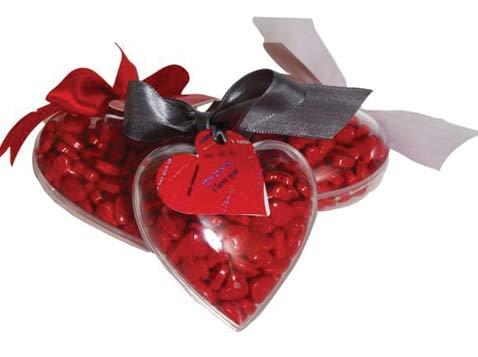 קופסאת סוכריות לבבות
