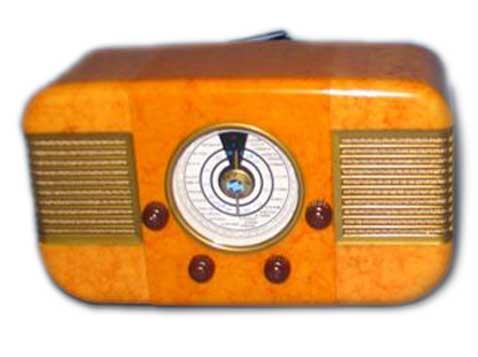 רדיו עתיק - ונציה